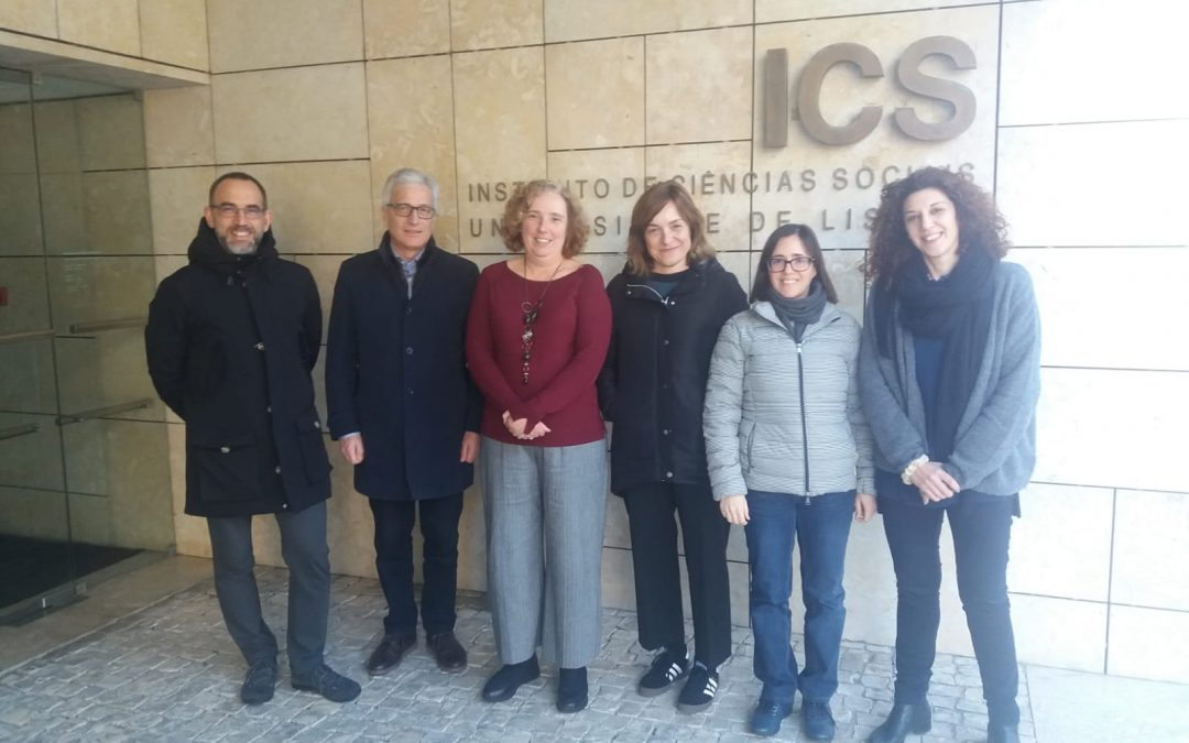 First Project Steering Committee Meeting in Lisbon